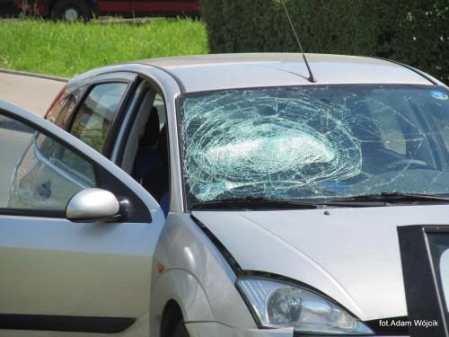Wypadek na Batalionów Chłopskich