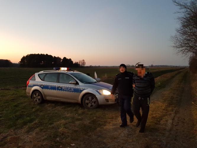 Poszukiwania w Białogardzie - 42 letni mężczyzna mógł być niebezpieczny!