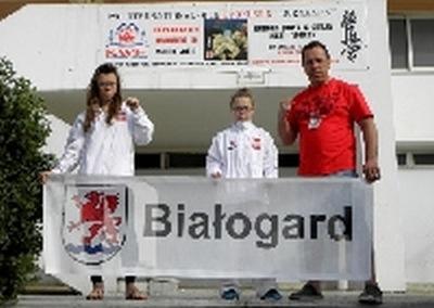 Sukces Białogardzianek na Mistrzostwach Europy