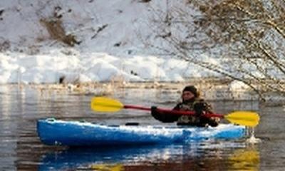 Spływ Kajakowy na pożegnanie zimy