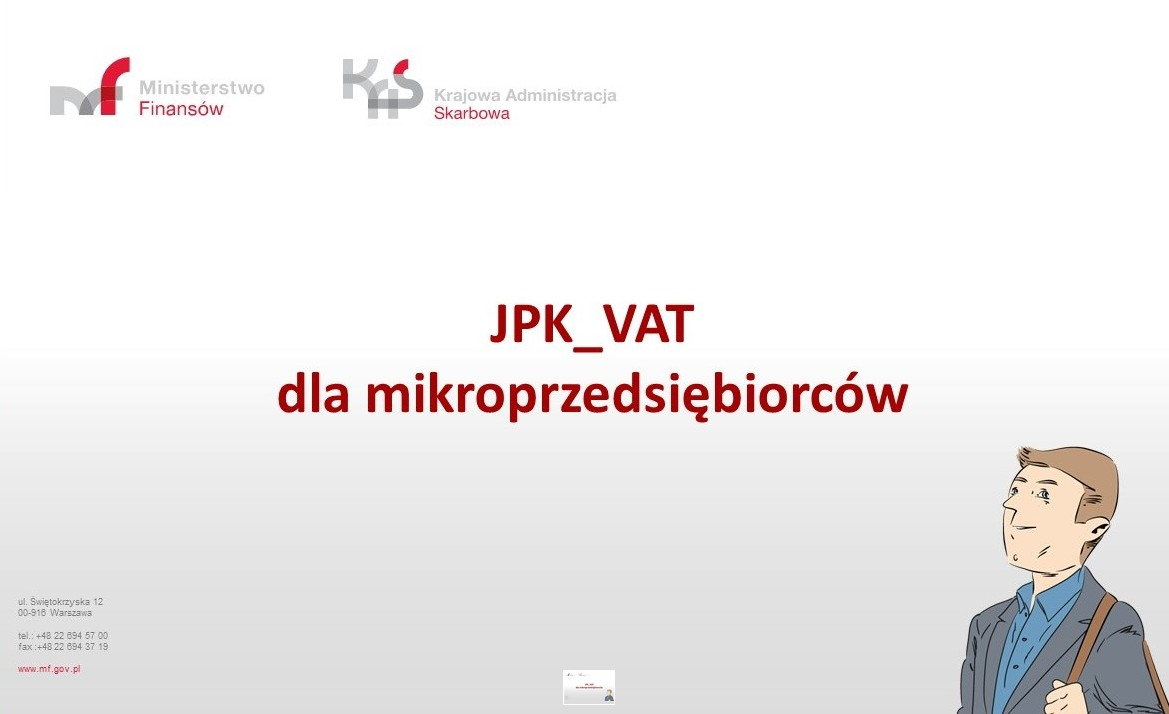 ZAPROSZENIE NA SZKOLENIA JPK_VAT