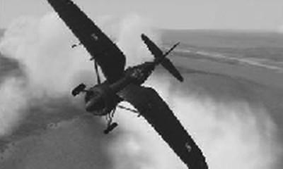 Wypadek śmiertelny podczas Zderzenie samolotów .