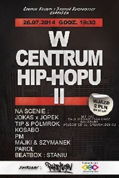 W CENTRUM HIP-HOPU II