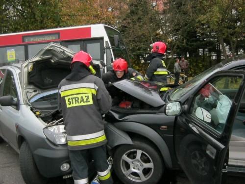 Wypadek na Szosie Połczyńskiej