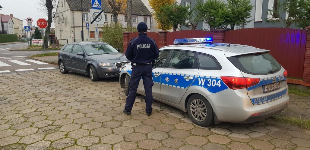 Bez uprawnień i pod wpływem narkotyków - mieszkaniec Koszalina wpadł w Białogardzie.