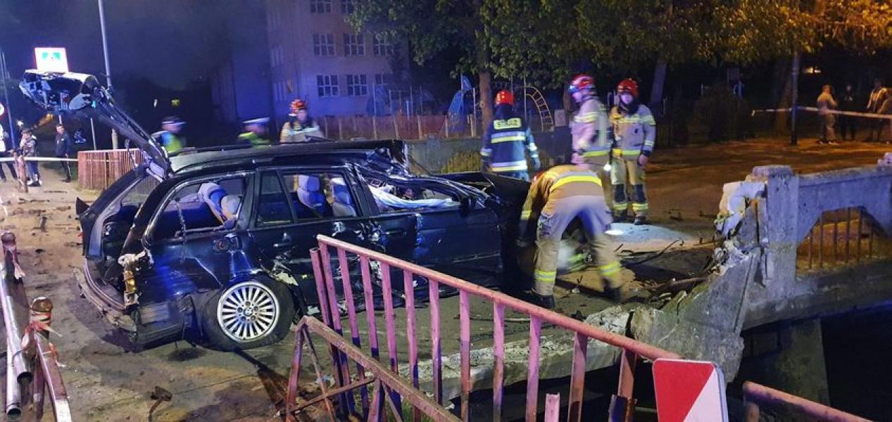 Nowe fakty w sprawie groźnego wypadku w Białogardzie!
