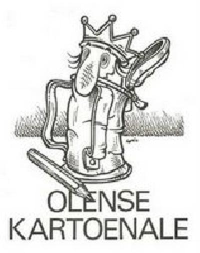 """""""OLENSE KARTOENALE"""" - wystawa rysunku satyrycznego"""