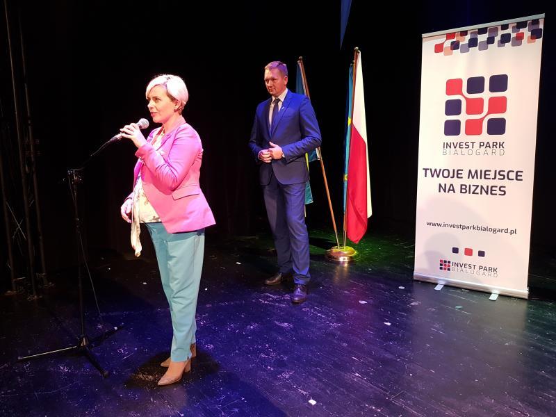 X Białogardzka Gala Biznesu - Galeria zdjęć.