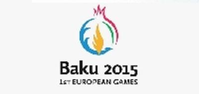 Białogardzcy zapaśnicy na Igrzyskach Europejskich w Baku.