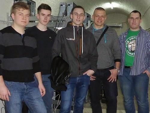 Firma uczniów z białogardzkiego technikum