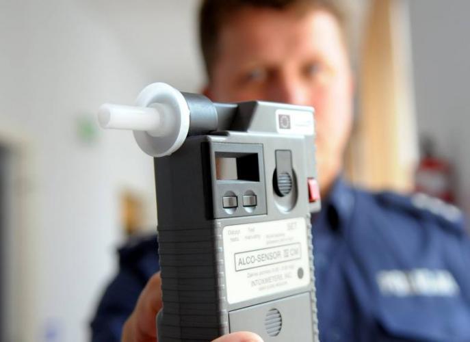 Obywatelskie zatrzymanie pijanego kierowcy w Białogardzie - 53 latek wydmuchał dwa promile!