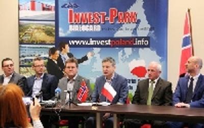 """Kolejny inwestor w """"Invest-Parku"""" Białogard"""