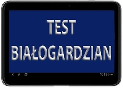 Test Białogardzian - Tablet do wygrania.