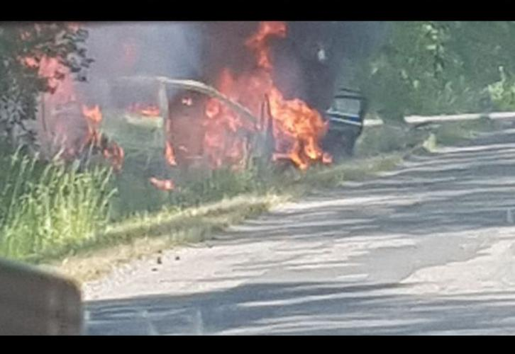 Poważny wypadek w Buczku.