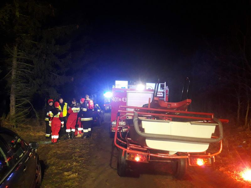 Tragiczny finał poszukiwań w Dobrowie pod Białogardem - wyłowiono ciała dwóch chłopców!