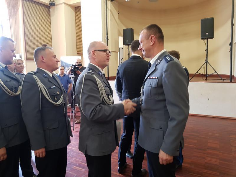 Uroczyste zaprzysiężenie nowego Komendanta Policji w Białogardzie. Obszerna fotorelacja!