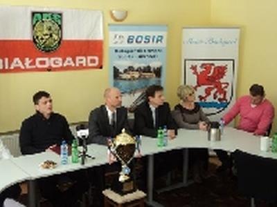 Konferencja prasowa z Kamilem Skaskiewiczem.