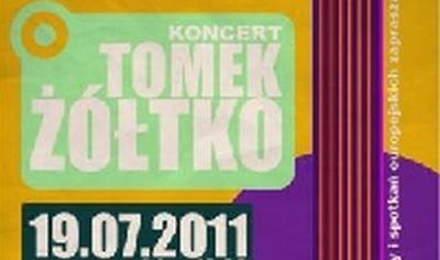 Tomek Żółtko - koncert