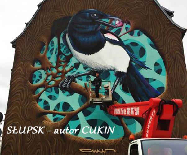 Czy w Białogardzie powstanie artystyczny mural?