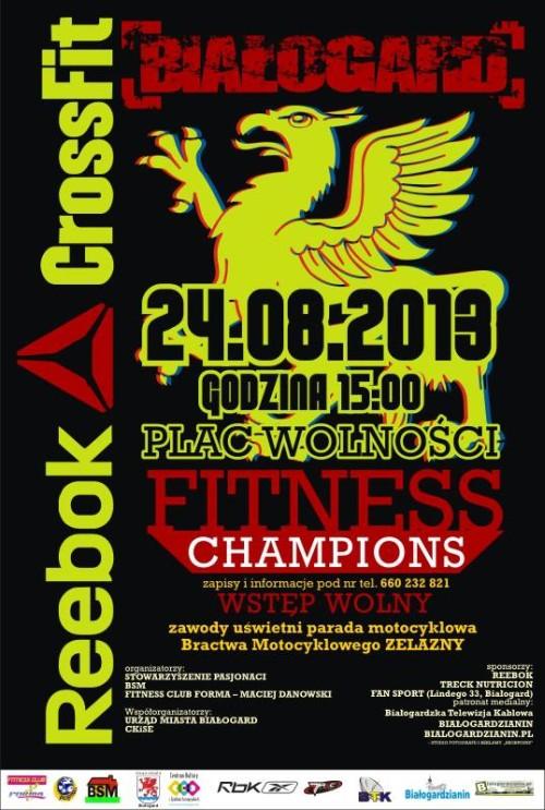 Crossfit Champions