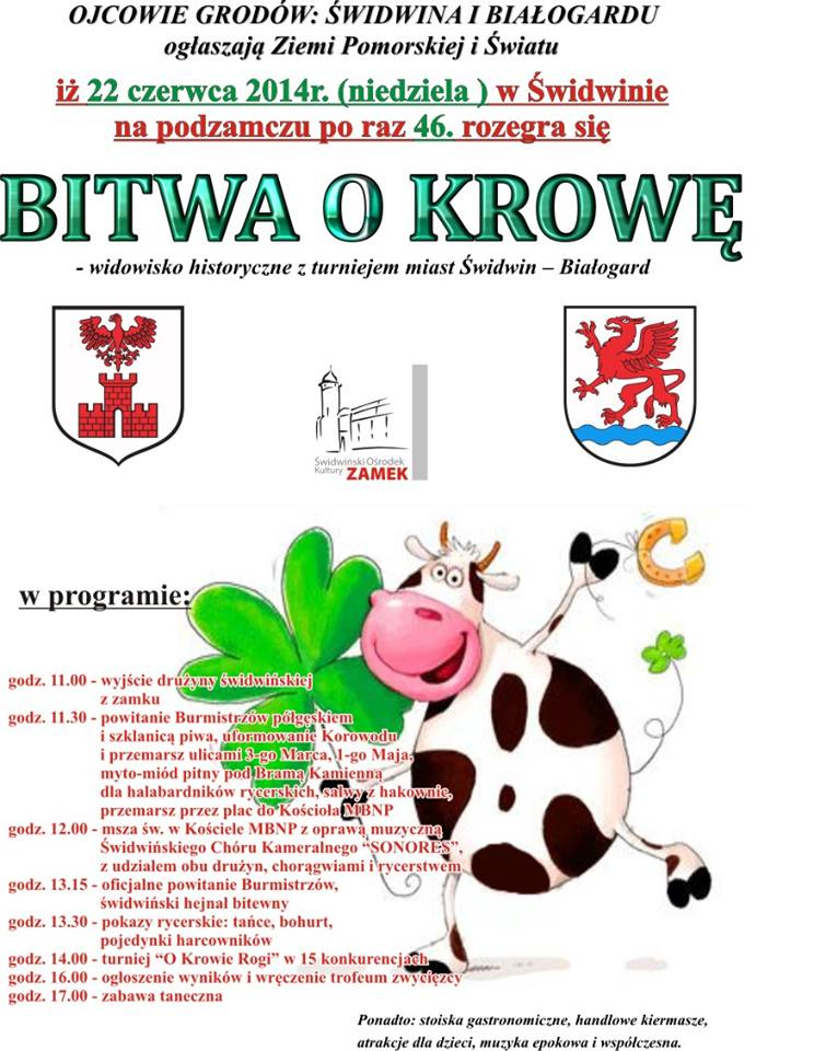 46. Bitwa o Krowę
