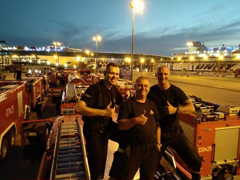 Strażacy z Białogardu jadą na ratunek do Szwecji