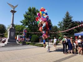 720 urodziny miasta Białogard. Fotorelacja z tego wydarzenia.