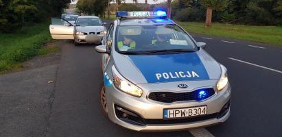 Pijany i bez uprawnień jechał do Szczecina - wpadł pod Białogardem i trafił do aresztu! ZDJĘCIA