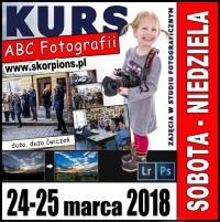 Kursy Fotograficzne - Bialogard - Koszalin - Kołobrzeg