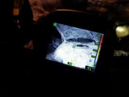 Kamera termowizyjna w OSP Tychowo  - wyrazy wdzięczności dla sponsorów.