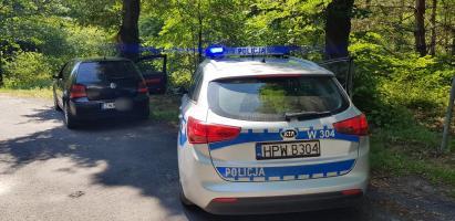 3,6 promila wydmuchał kierowca volkswagena! Obywatelskie zatrzymanie pod Białogardem.