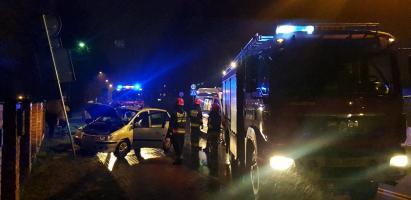 Zderzenie dwóch aut w Białogardzie. Wyglądało groźnie! ZDJECIA