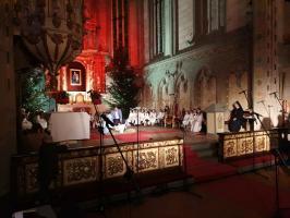 Charytatywny koncert bożonarodzeniowy  w Białogardzie. FOTORELACJA