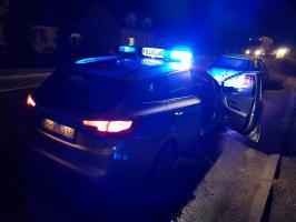 Pijany kierowca z sądowym zakazem na 10 lat zatrzymany przez białogardzką drogówkę!