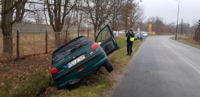 Niebezpiecznie na drogach w Białogardzie!
