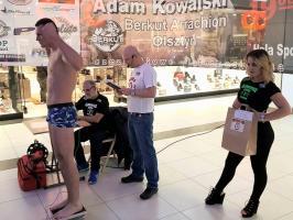 Gala Sportów Walki RUNDA 7 - Ważenie zawodników!