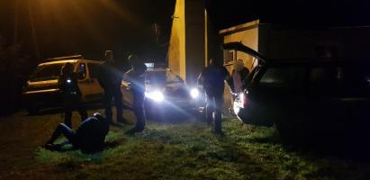 Policyjny pościg w Białogardzie  - 40 latek był poszukiwany listem gończym!