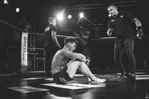 Gala RUNDA X DWM Fight Night  fotoreportaż