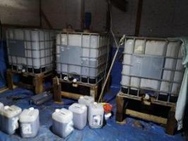 Zlikwidowano fabrykę narkotyków - wartość zabezpieczonych substancji to ponad 21 mln zł
