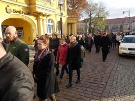 Białogardzkie Obchody 101 Rocznicy Odzyskania Niepodległości przez Polskę.  Mega porcja zdjęć!