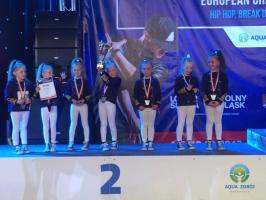 Kolejny sukces Szkoły Tańca Top Toys z Białogardu!