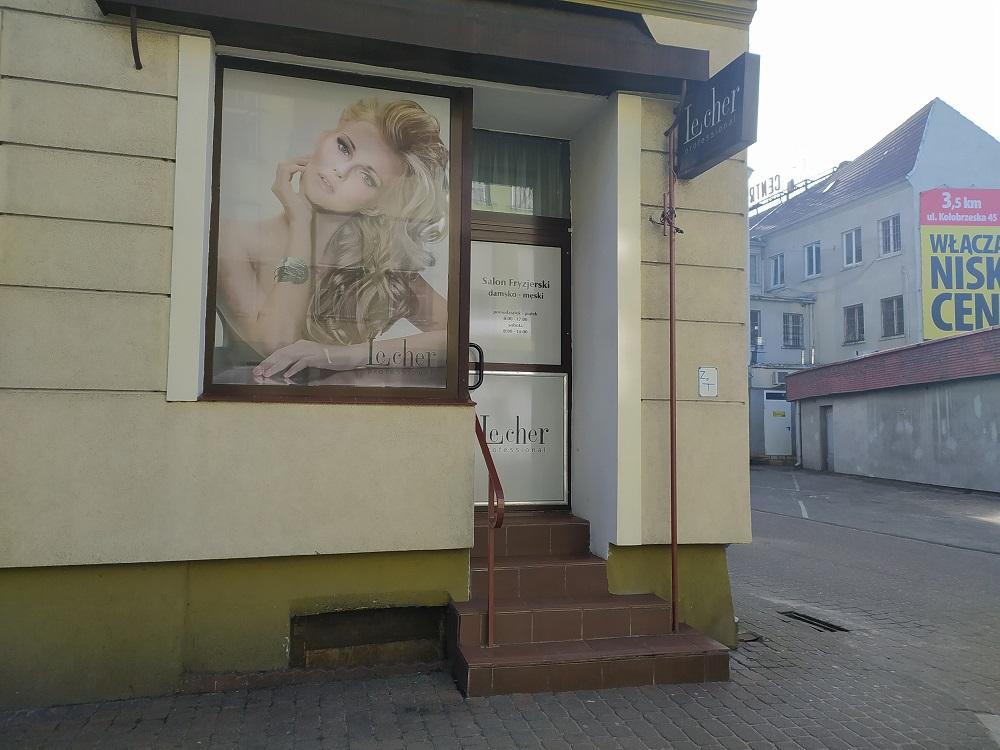 LeCher Ewa Ligocka