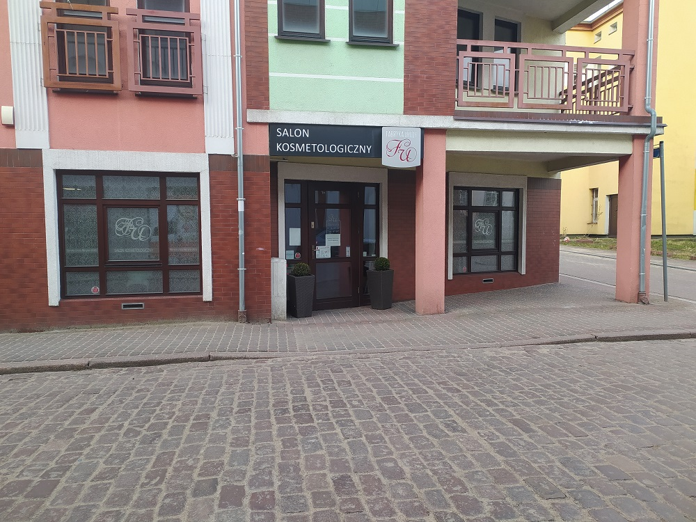 Salon kosmetologiczny FABRYKA URODY