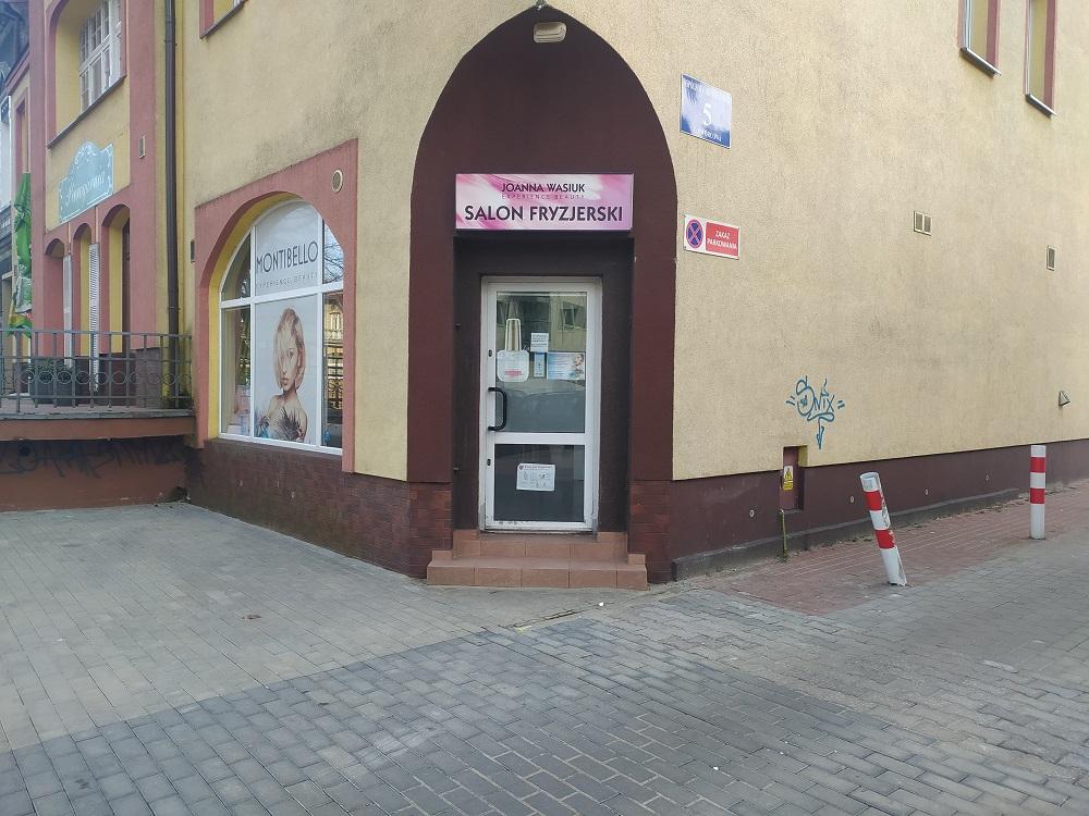 Salon fryzjerski Joanna Wasiuk