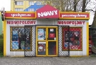 Sklep Przemysłowo Monopolowy