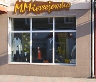 Sklep M. Mierzejewska