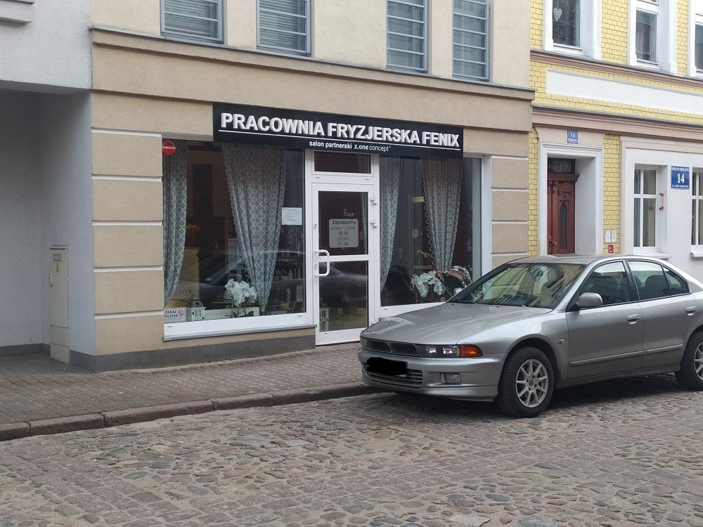 Salon fryzjerski FENIX