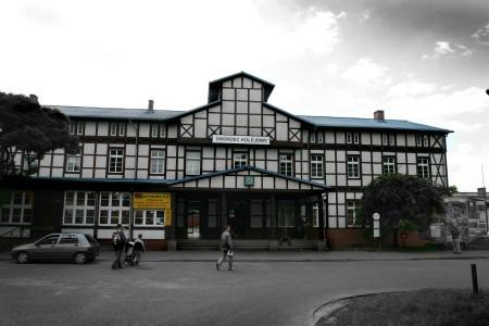 Dworzec Kolejowy - rozkład jazdy PKP