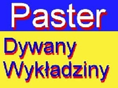Paster - Dywany - Wykładziny