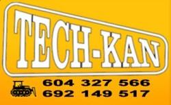 TECH - KAN Przyłącza-Usługi